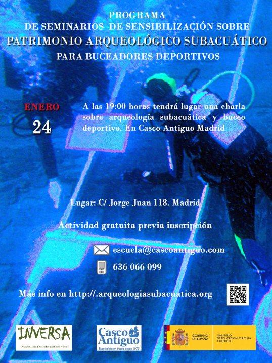 INVERSA CHARLA CASCO MADRID
