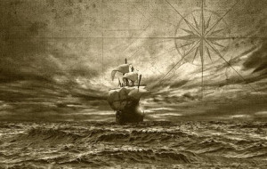 España y la aventura d elos mares del sur