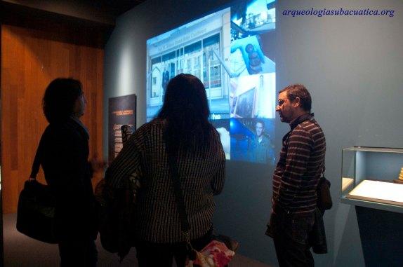 Carlos León nos explica algunos aspectos de la exposición